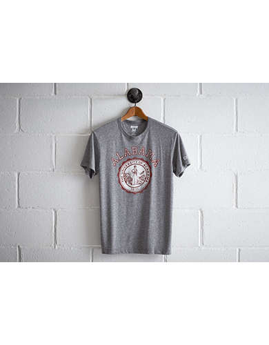 Tailgate Men's Alabama Seal T-Shirt - Free Returns