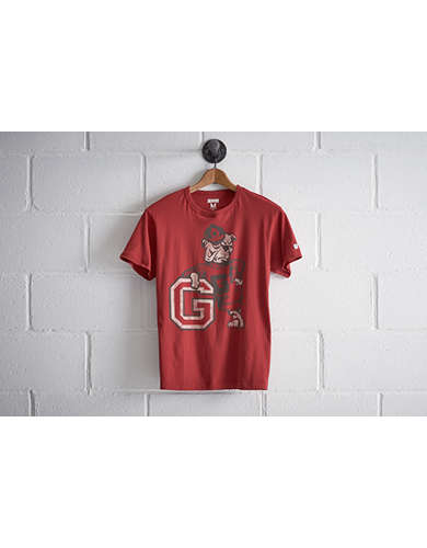 Tailgate Men's Georgia Big G T-Shirt - Free Returns
