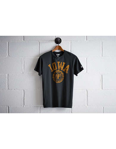 Tailgate Men's Iowa Seal T-Shirt - Free Returns