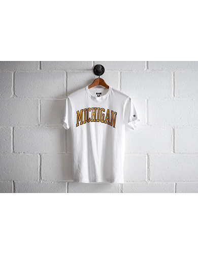 Tailgate Men's Michigan T-Shirt - Free Returns