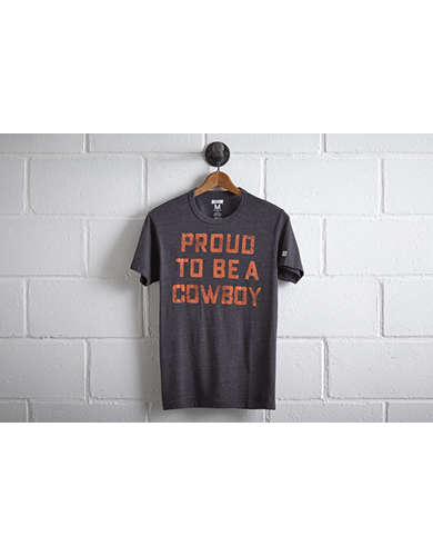Tailgate Men's Oklahoma State Cowboys T-Shirt - Free Returns