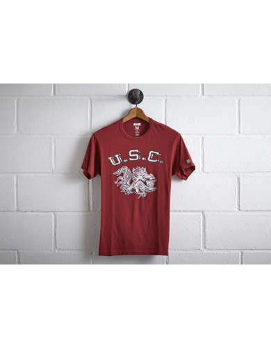 Tailgate Men's USC Gamecocks T-Shirt - Free Returns