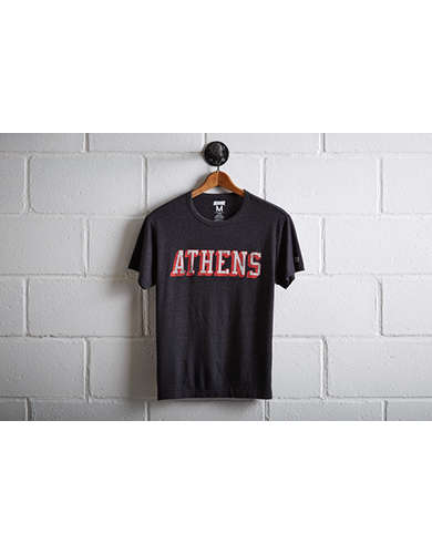 Tailgate Men's Georgia Bulldogs Athens T-Shirt - Free Returns