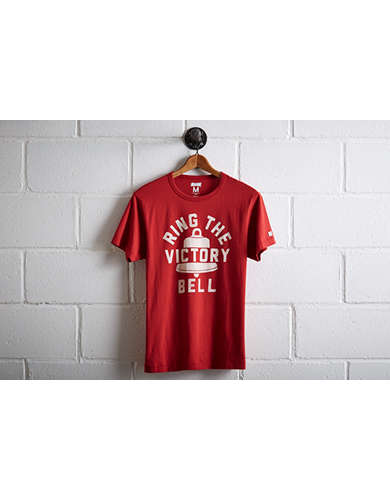 Tailgate Men's Georgia Victory Bell T-Shirt - Free Returns