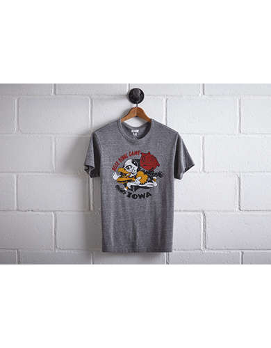Tailgate Men's Iowa Rose Bowl T-Shirt - Free Returns