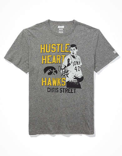 Tailgate Men's Iowa Chris Street T-Shirt - Free returns