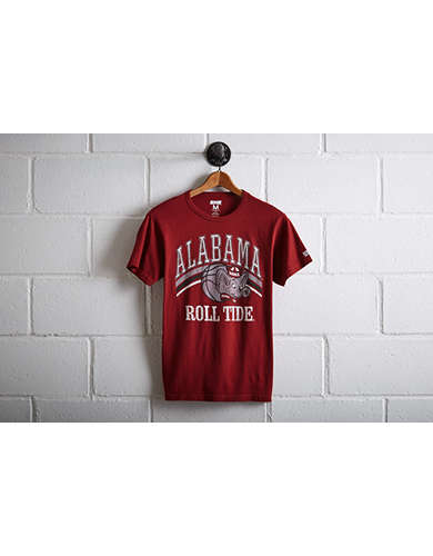 Tailgate Men's Alabama Crimson Tide T-Shirt - Free Returns