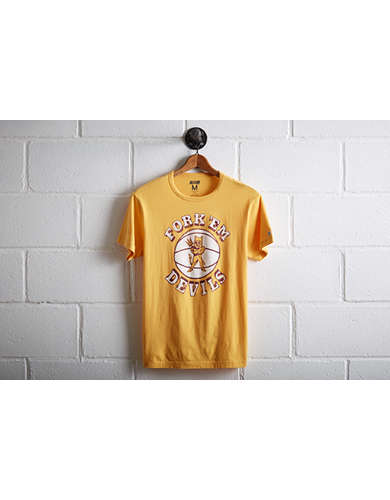 Tailgate Men's ASU Fork 'Em Devils T-Shirt - Free Returns
