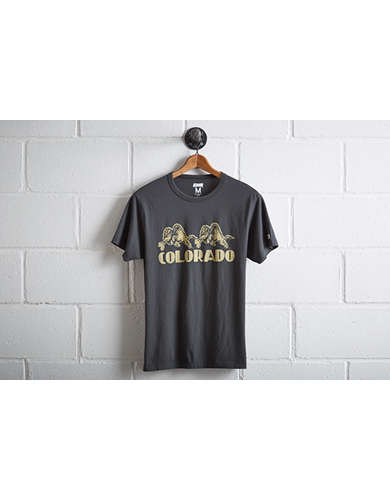 Tailgate Men's Colorado Buffaloes T-Shirt - Free Returns
