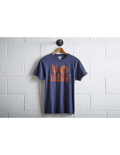 Tailgate Men's University of Illinois T-Shirt - Buy One Get One 50% Off