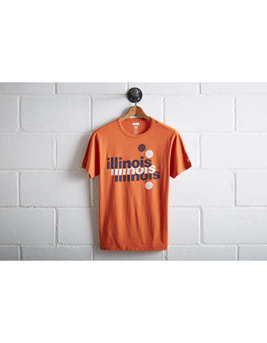 Tailgate Men's University of Illinois Basketball T-Shirt - Free returns