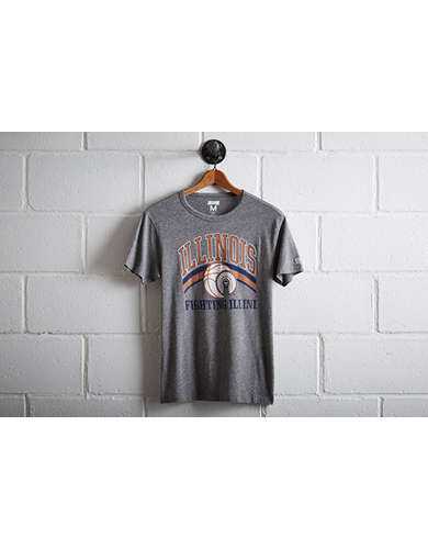 Tailgate Men's Illinois Fighting Illini Basketball T-Shirt - Buy One Get One 50% Off