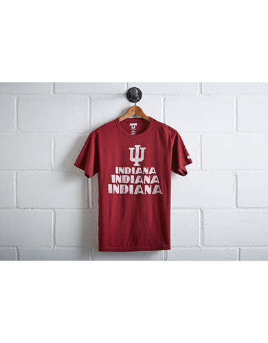 Tailgate Men's Indiana Hoosiers T-Shirt - Free Returns