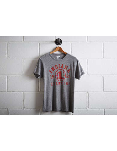 Tailgate Men's Indiana Hoosiers Basketball T-Shirt -
