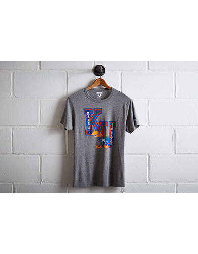 Tailgate Men's Kansas Jayhawks T-Shirt -