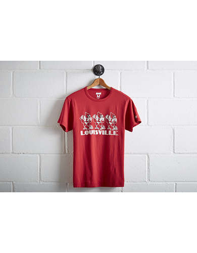 Tailgate Men's Louisville Cardinals T-Shirt -