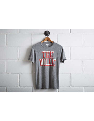 Tailgate Louisville Cardinals The Ville T-Shirt -