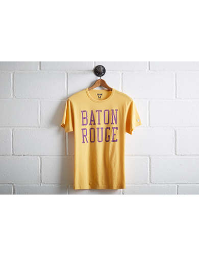 Tailgate Men's LSU Tigers Baton Rouge T-Shirt - Free shipping & returns with purchase of NBA item