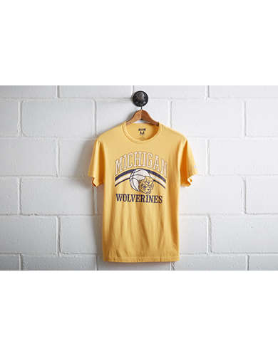 Tailgate Men's Michigan Basketball T-Shirt