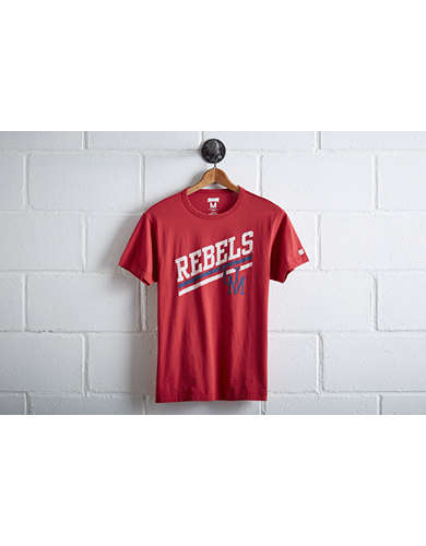 Tailgate Men's Ole Miss Rebels T-Shirt - Free Returns