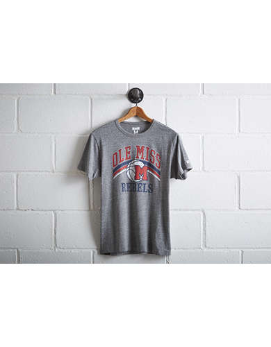 Tailgate Men's Mississippi Ole Miss Rebels T-Shirt -
