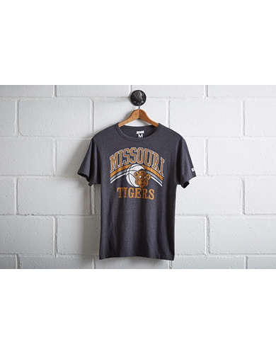 Tailgate Men's Missouri Tigers Basketball T-Shirt - Free Returns