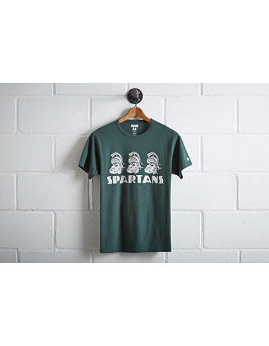 Tailgate Men's Michigan State Spartans T-Shirt -