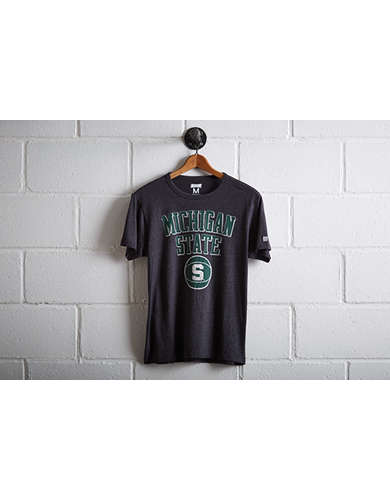 Tailgate Men's Michigan State Basketball T-Shirt -