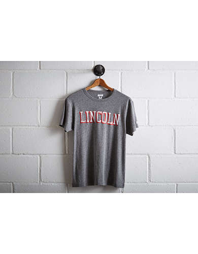Tailgate Men's Nebraska Cornhuskers Lincoln T-Shirt -