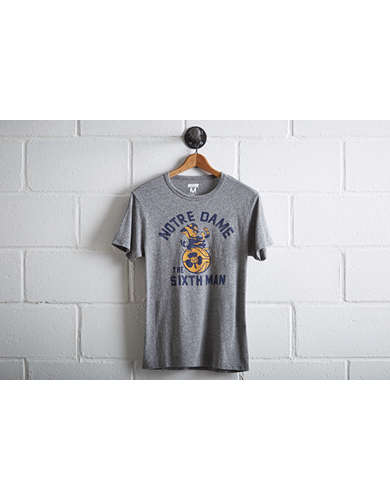 Tailgate Men's Notre Dame Irish Basketball T-Shirt -