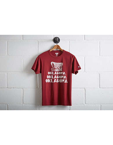 Tailgate Men's Oklahoma Sooners T-Shirt - Free Returns
