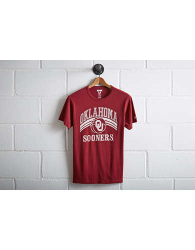Tailgate Men's OU Sooners Basketball T-Shirt - Free returns