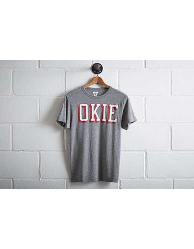 Tailgate Men's Oklahoma Sooners Okie T-Shirt - Free returns