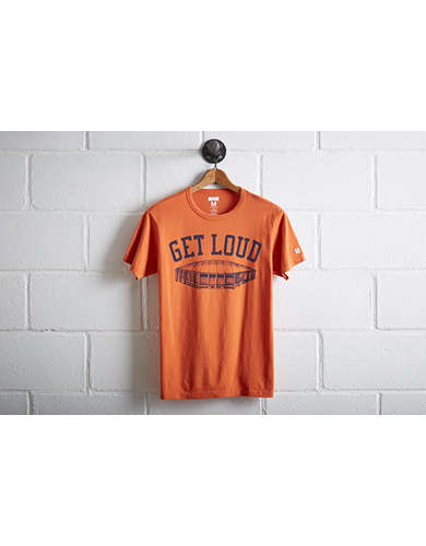 Tailgate Men's Syracuse Orange Get Loud T-Shirt -