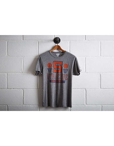 Tailgate Men's Syracuse Orange Basketball T-Shirt -
