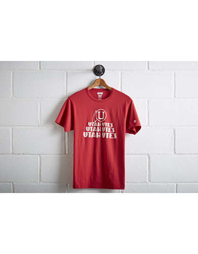Tailgate Men's Utah Utes T-Shirt - Free Returns