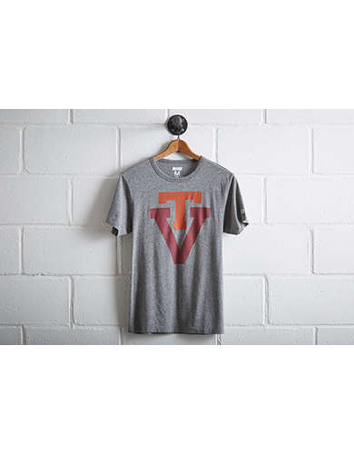 Tailgate Men's Virginia Tech Hokies T-Shirt - Free Returns