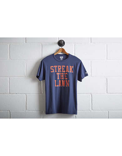 Tailgate Men's UVA Streak the Lawn T-Shirt -
