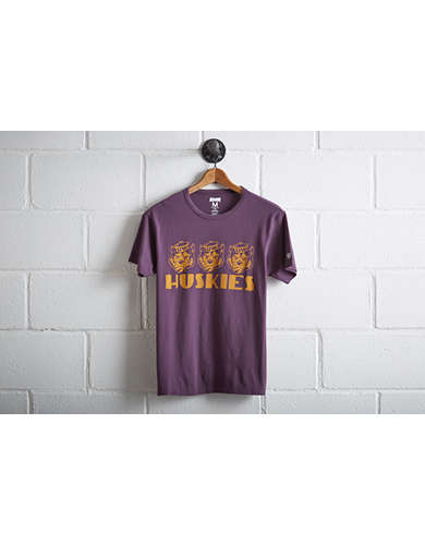 Tailgate Men's Washington Huskies T-Shirt - Free Returns