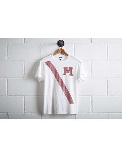 Tailgate UM Golden Gophers Stripe T-Shirt -