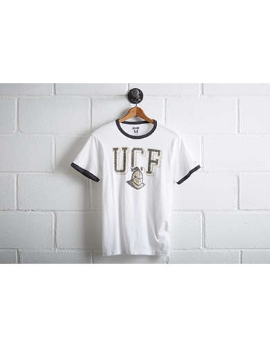Tailgate Men's UCF Knights Ringer T-Shirt - Free Returns