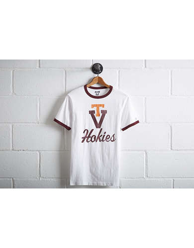 Tailgate Virginia Tech Ringer T-Shirt -