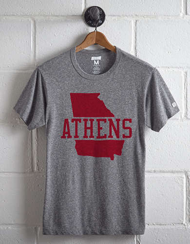 Tailgate Men's UGA Athens T-Shirt - Free Returns