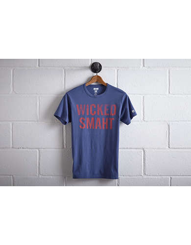 Tailgate Men's Wicked Smaht T-Shirt - Free Returns