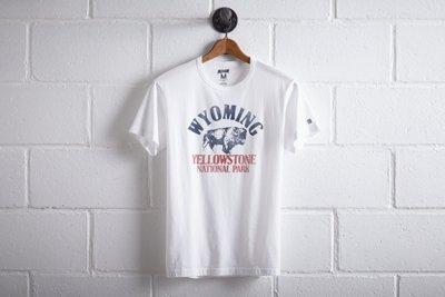 Tailgate Men's Yellowstone Nat'l Park T-Shirt