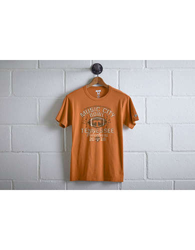 Tailgate Men's Tennessee Music City Bowl T-Shirt -
