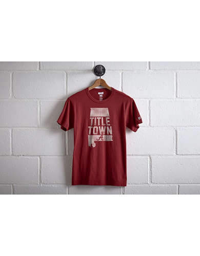 Tailgate Men's Alabama Title Town T-Shirt -