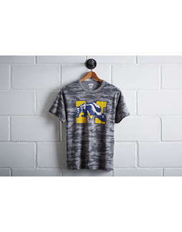 Tailgate Men's Michigan Camo T-Shirt