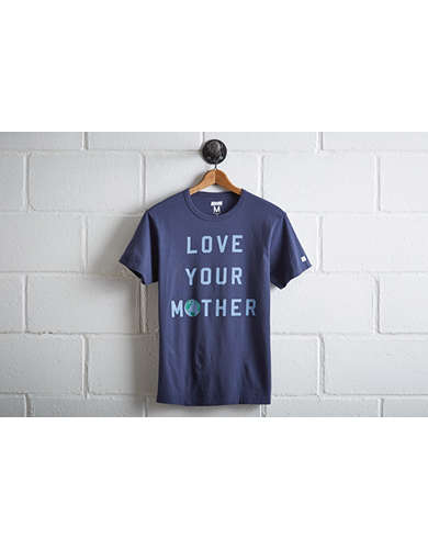 Tailgate Men's Love Your Mother T-Shirt -