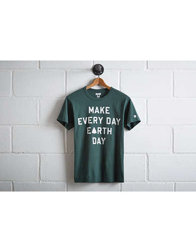 Tailgate Men's Earth Day T-Shirt -